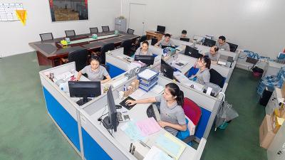 视隆光电-办公团队