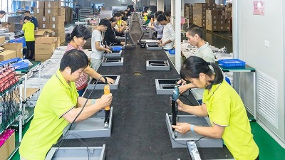 视隆光电-产品组装团队